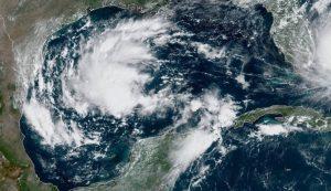 Se esperan lluvias en Tamaulipas por onda tropical con potencial ciclónico