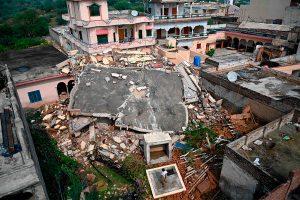 Ascienden a 37 los muertos y a 500 los heridos en el terremoto en Pakistán