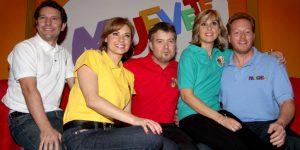 Parchís y Timbiriche juntos en una gira por México