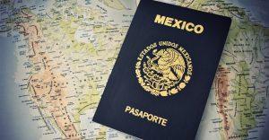 SRE expedirá pasaporte electrónico