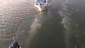 Graban asalto a embarcación turística en Tabasco