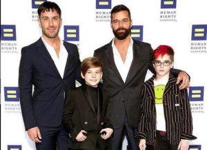 VIDEO: 'Estamos embarazados', Ricky Martin anuncia que será padre nuevamente