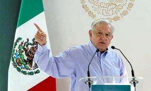 Si no vengo no bachean, dice AMLO en Tamaulipas