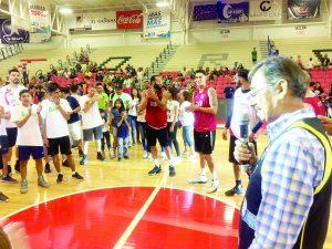 Vendrán estudiantes de todo México a NLD