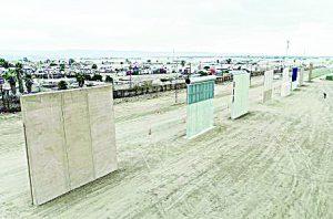Crecen 71 millas más de muro para Laredo