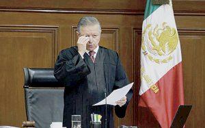 'Calderón presionaba a la Corte'