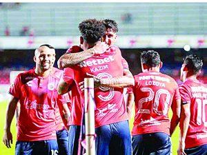 Tras 41 partidos Al fin gana el Veracruz