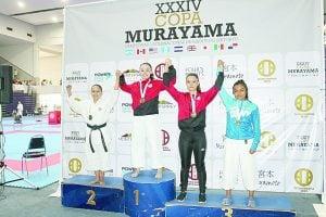 Alumnos de la academia Shito Kai Murayama brillan en torneo internacional celebrado en  monterrey