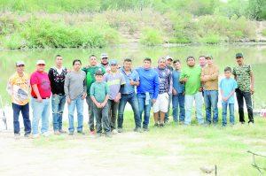 Con 50 competidores se realiza el torneo de pesca Octubre 2019