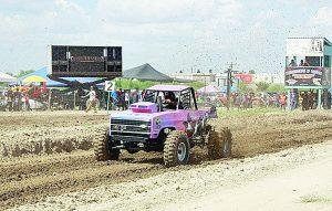 Afinan detalles para retos sobre el fango