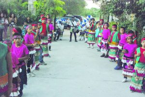 Los Matachines: fe hecha danza