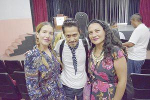 Lleva Rodríguez Leija su obra al sureste del país