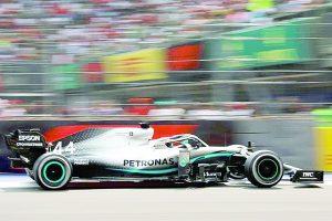 El británico Lewis Hamilton conquista el GP de México y casi el campeonato 2019