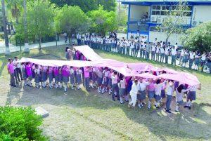 Conmemoran el 'Día de la lucha contra el cáncer'