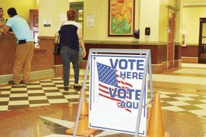Interesa muy poco la elección a votantes