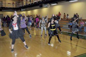 Desborda diversión en festival de terror