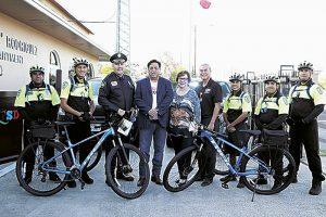 Integran a LISD cinco patrullas