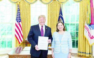 Estará en Laredo la embajadora  de México en EU
