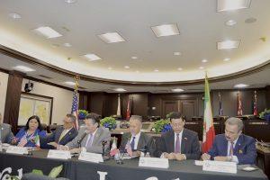 Viaja comitiva a Jalisco por acuerdo de hermandad