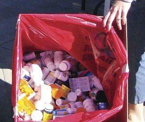 Realizan colecta de medicamentos en Laredo