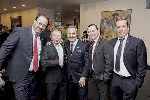 Nombran a Eduardo Garza presidente de la Alianza Fronteriza del Comercio