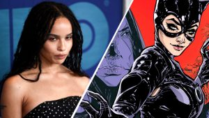 Zöe Kravitz será la nueva Gatúbela en The Batman