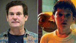 Elliot de 'E.T. el extraterrestre', arrestado por conducir ebrio en Oregón