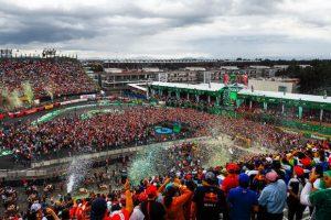 GP de México dejará derrama de 400 mdp