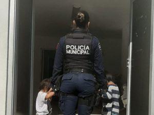Rescatan a bebé y 2 niñas de  sus padres drogadictos