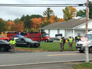 Otro tiroteo en EU: al menos 2 heridos en iglesia