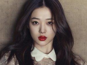 Hallan muerta a Sulli, ex integrante de F(x) Grupo de K-Pop
