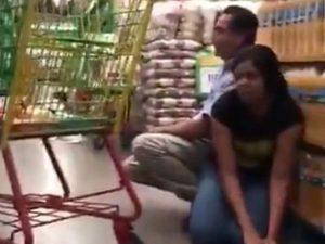 'Confíen en Dios': Rezan en supermercado durante balacera en Culiacán
