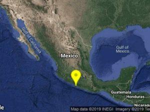 'Enjambre sísmico' remece a Guerrero
