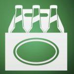 Tendrás que acostumbrarte: cervezas en botella de papel