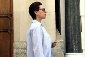 Detienen a Karime Macías en Londres