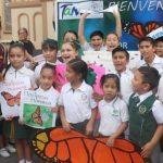 VIDEO: Corren miles de kilómetros desde Canadá para proteger a la mariposa monarca