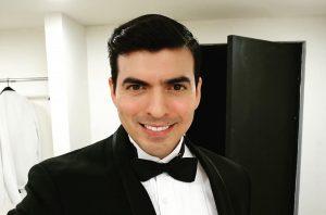 Héctor Gamaliel dará hoy concierto de gala