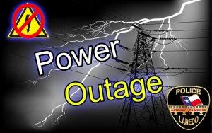 Afecta corte de energía a 5 mil 100 usuarios de Laredo