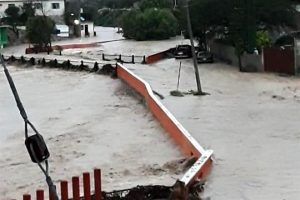 Desaparecen 5 tras lluvias en Tamaulipas