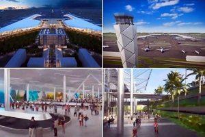 Buscan inaugurar aeropuerto en marzo de 2022