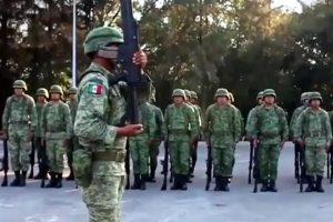 Acusan militares ataques cobardes en Culiacán