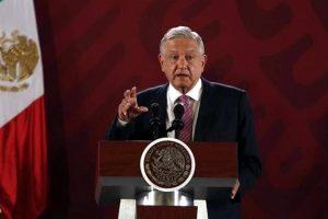 Ofrece AMLO comparecer por Culiacán