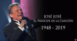 Funeral de José José en México