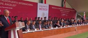 AMLO Venció a Oposición por Aeropuerto Santa Lucía y lo celebró de esta manera
