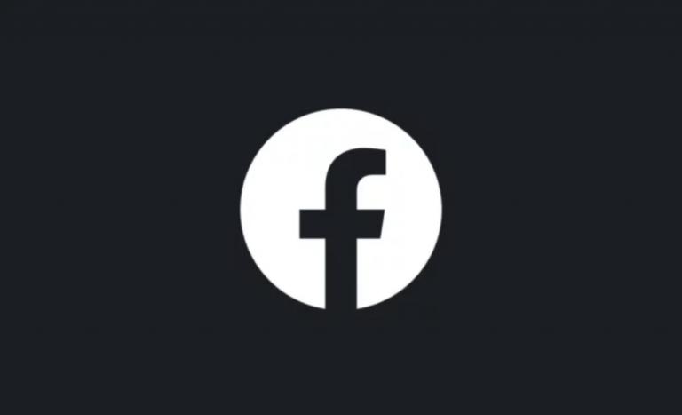 Facebook va por el modo oscuro