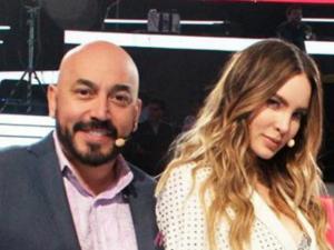 La foto que levantó la duda sobre una posible boda entre Belinda y Lupillo Rivera