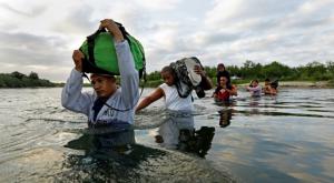Se triplica el número de migrantes ahogados en zona del Río grande