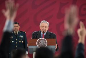 Funcionarios de EU no deben opinar sobre asuntos internos de México: AMLO
