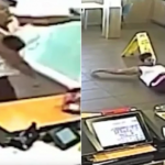 Mujer reclama un pedido en McDonald's y le fracturan el rostro con licuadora