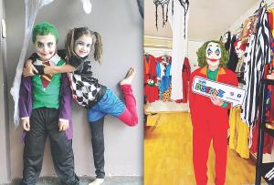 El Joker, el disfraz más buscaso de 2019